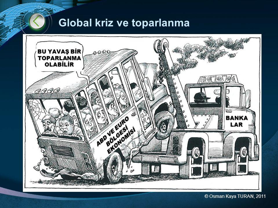Global kriz ve toparlanma