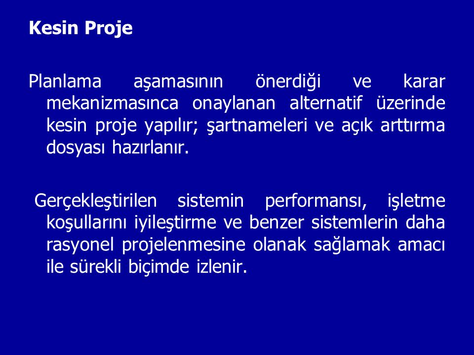 Kesin Proje