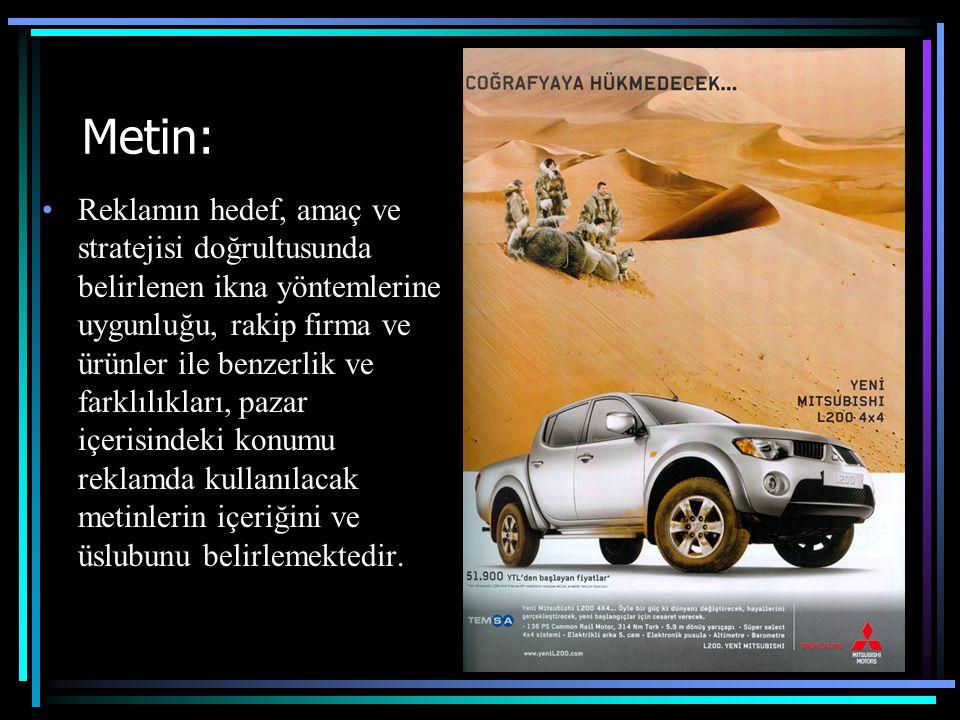 Metin: