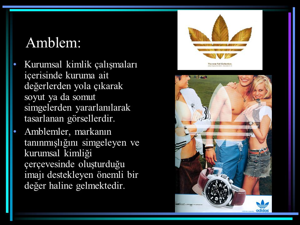 Amblem: