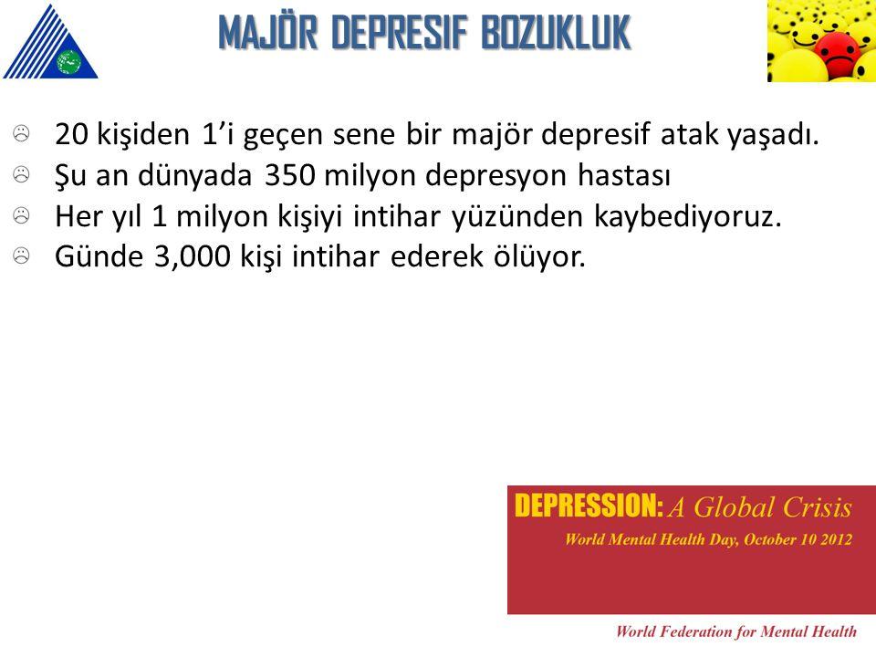 Majör Depresif Bozukluk