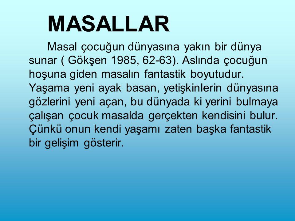 MASALLAR