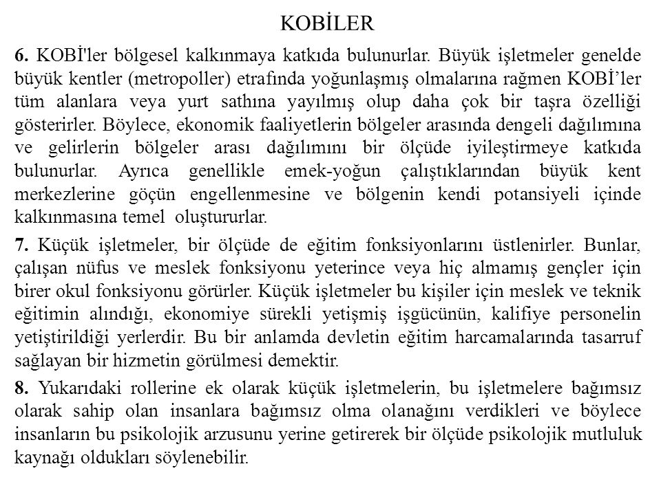 KOBİLER
