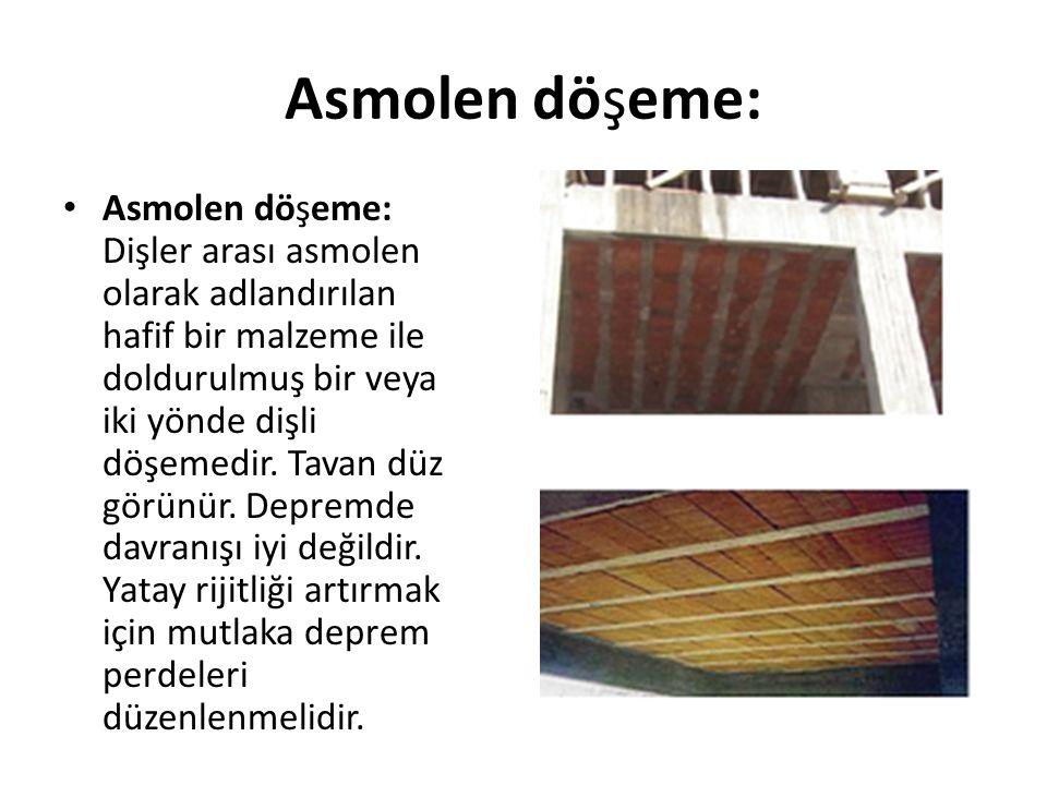 Asmolen döşeme: