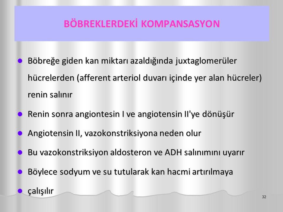 BÖBREKLERDEKİ KOMPANSASYON