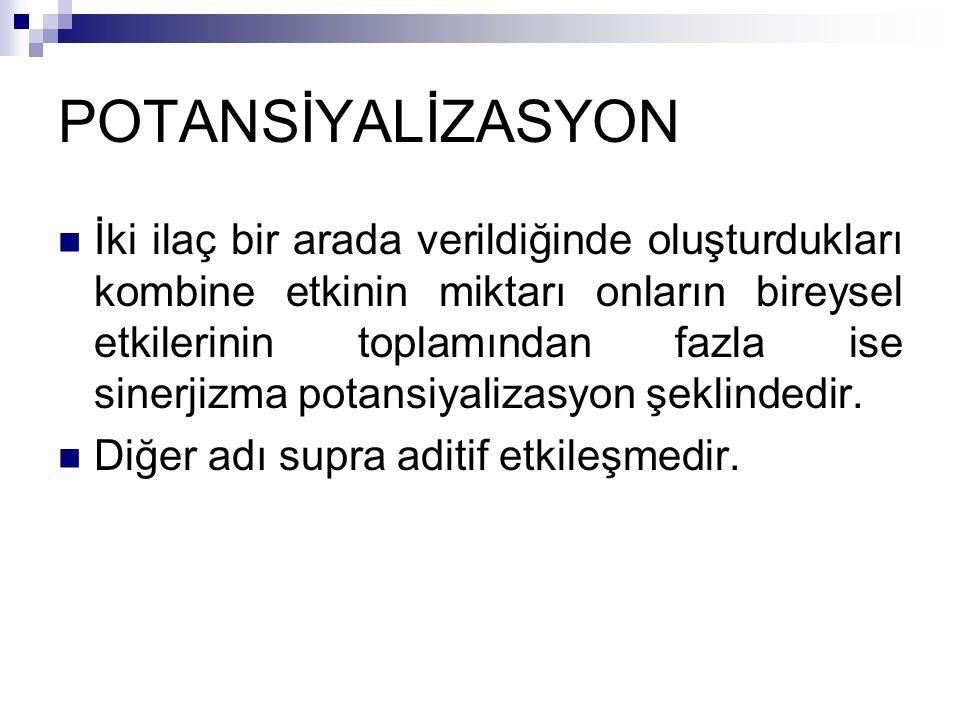 POTANSİYALİZASYON
