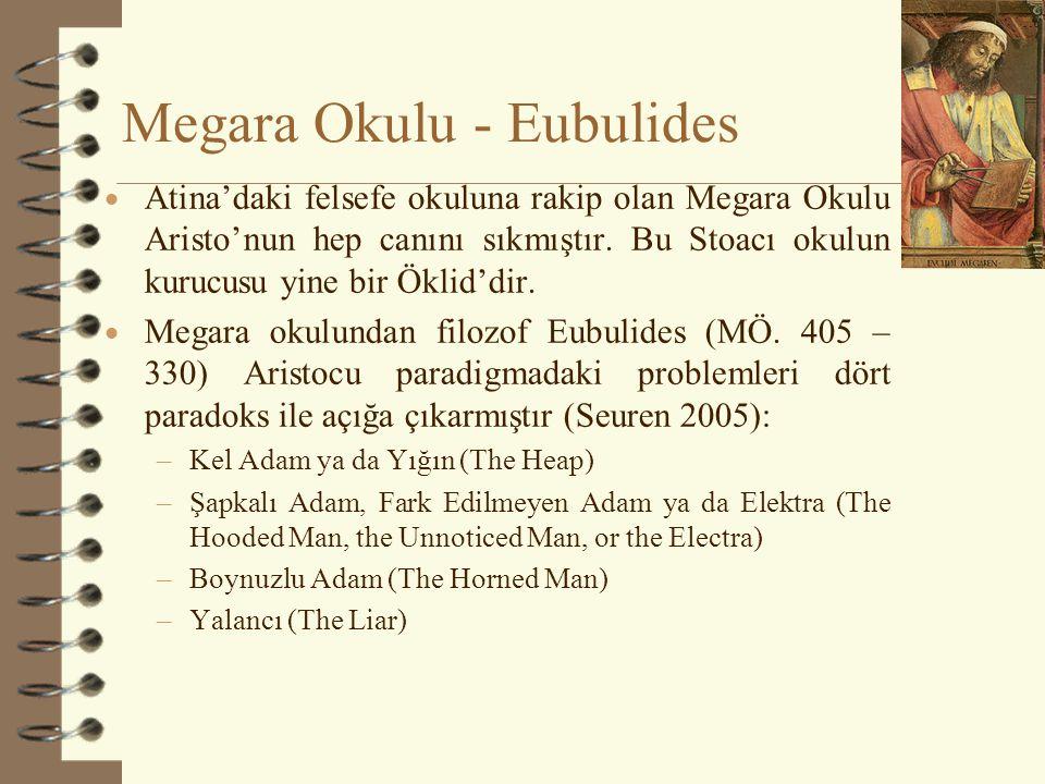 Megara Okulu - Eubulides