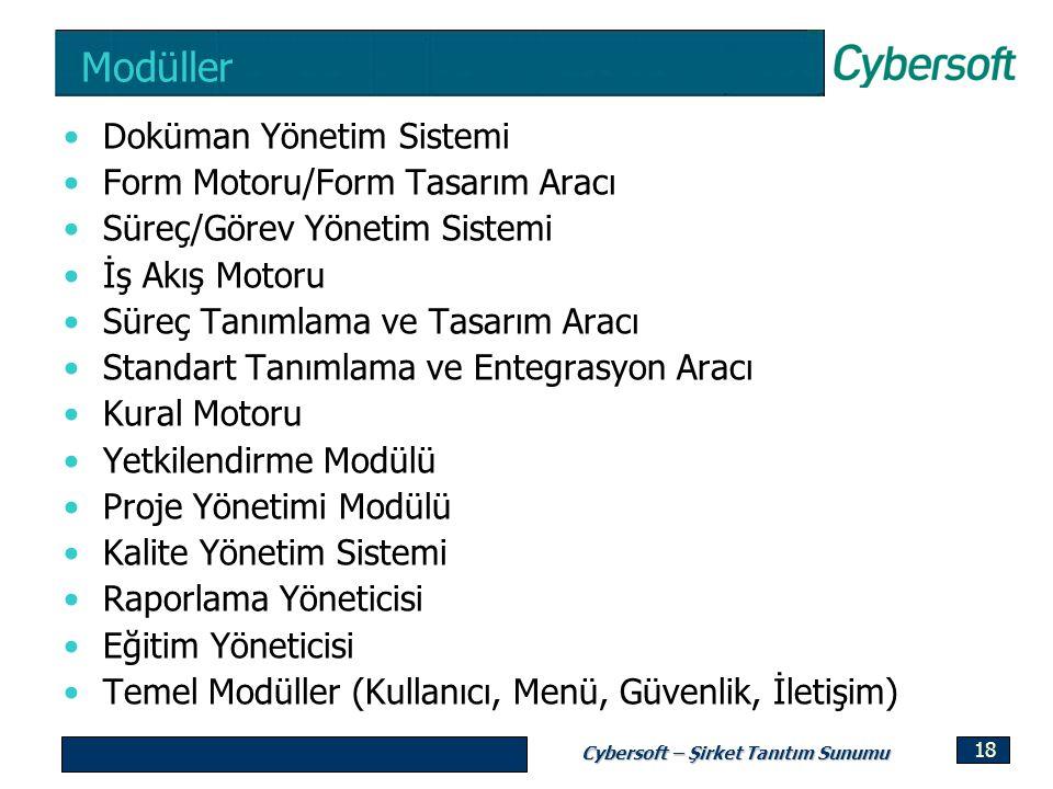 Modüller Doküman Yönetim Sistemi Form Motoru/Form Tasarım Aracı
