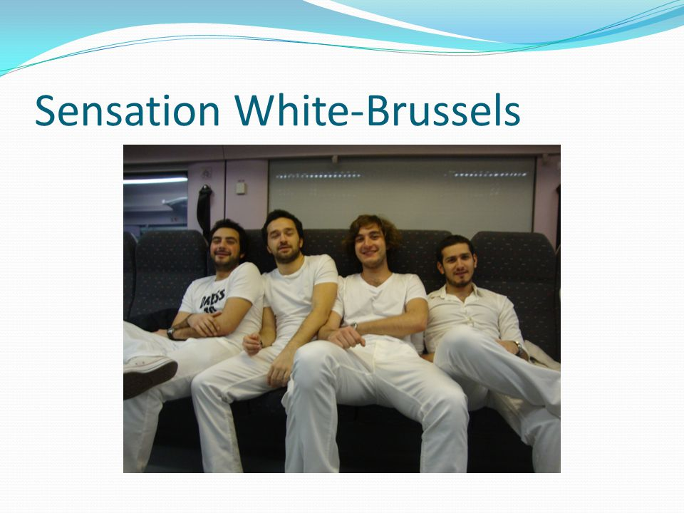 Sensation White-Brussels