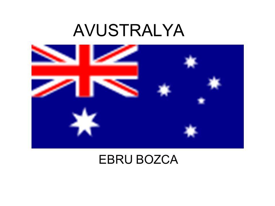 AVUSTRALYA EBRU BOZCA