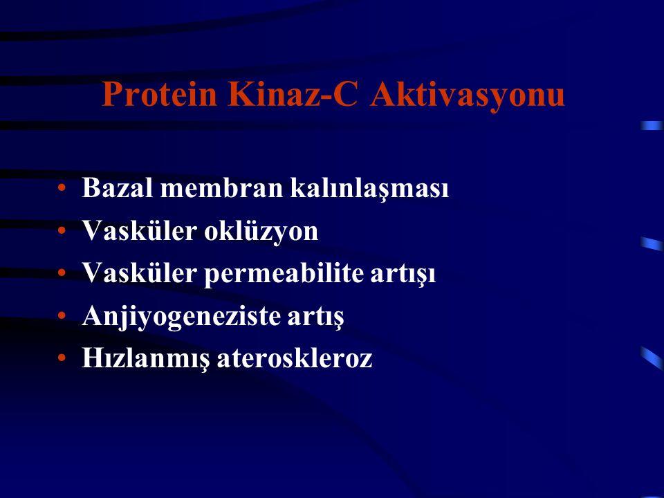 Protein Kinaz-C Aktivasyonu