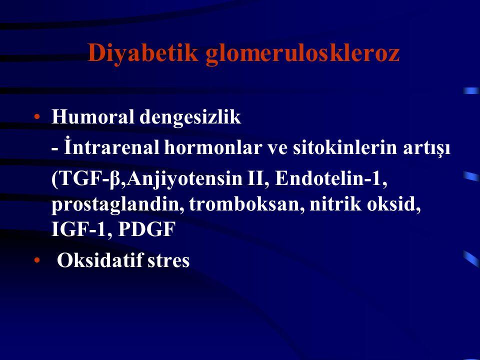 Diyabetik glomeruloskleroz