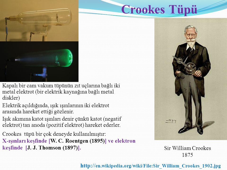 Crookes Tüpü