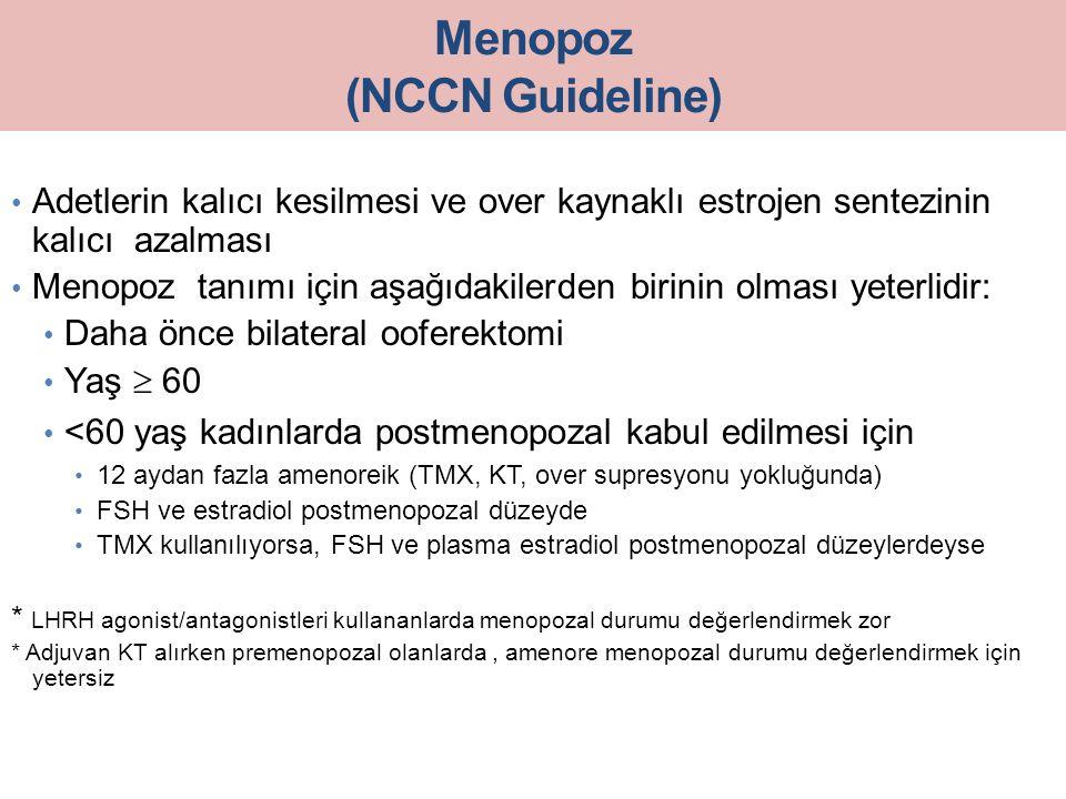Menopoz (NCCN Guideline)
