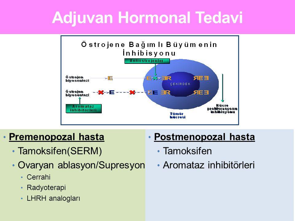 Adjuvan Hormonal Tedavi