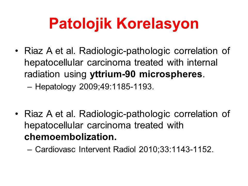 Patolojik Korelasyon