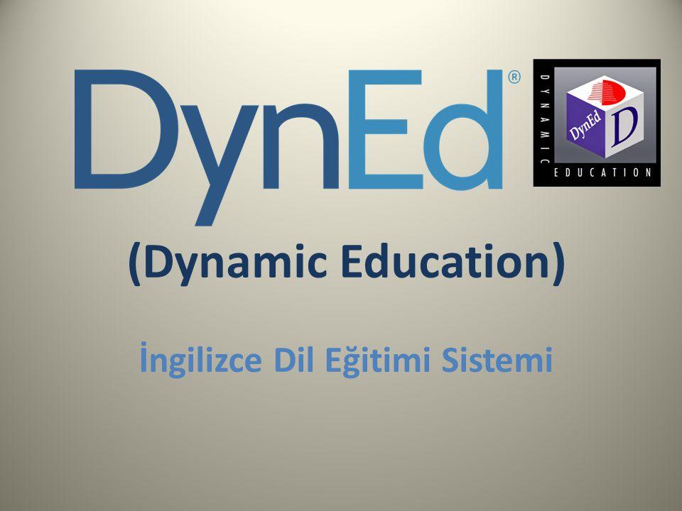 (Dynamic Education) İngilizce Dil Eğitimi Sistemi