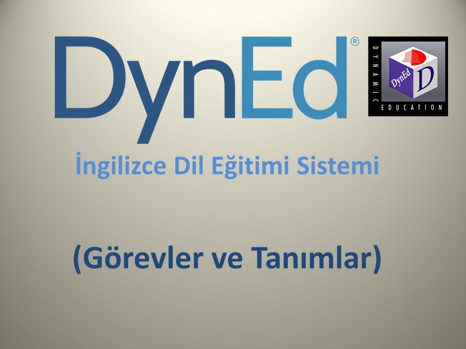 İngilizce Dil Eğitimi Sistemi (Görevler ve Tanımlar)