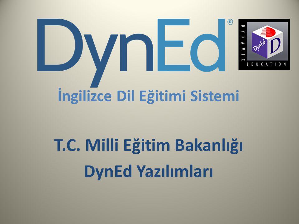 İngilizce Dil Eğitimi Sistemi T.C. Milli Eğitim Bakanlığı