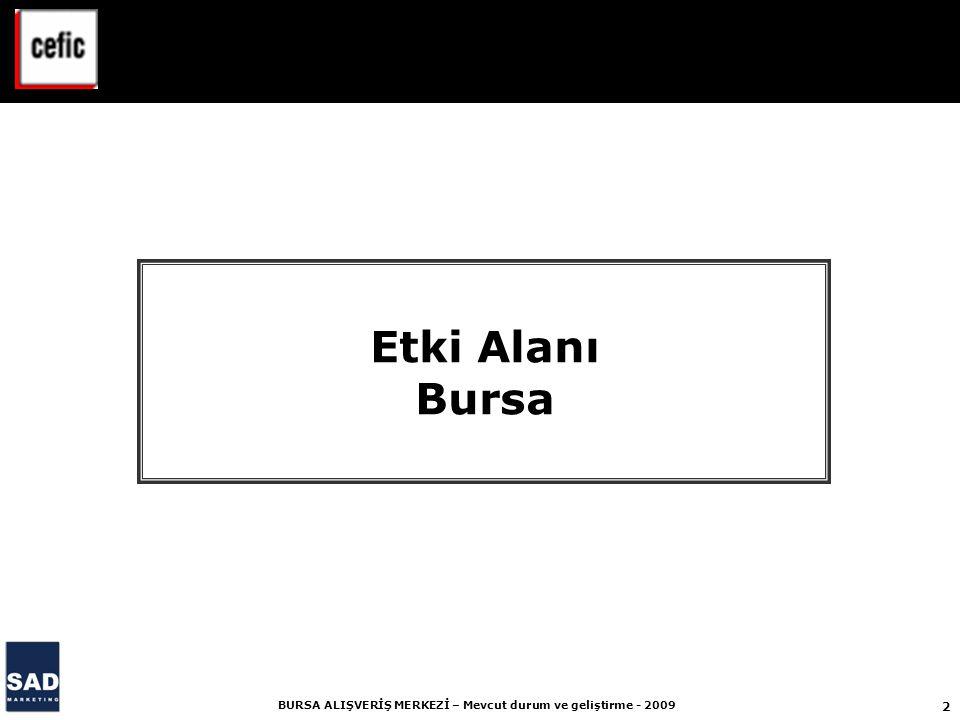 Etki Alanı Bursa