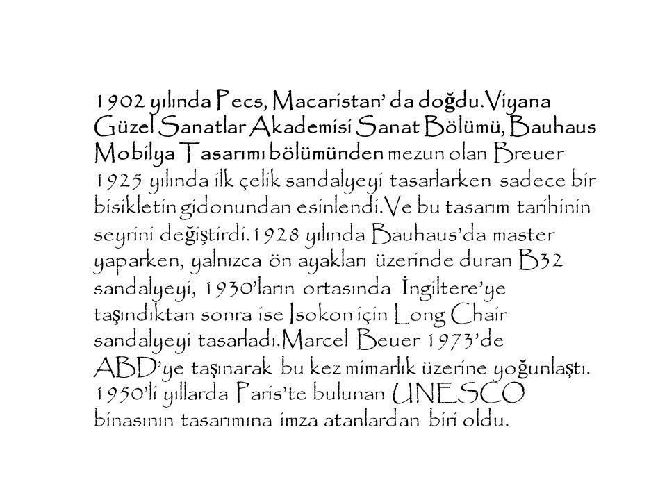 1902 yılında Pecs, Macaristan' da doğdu
