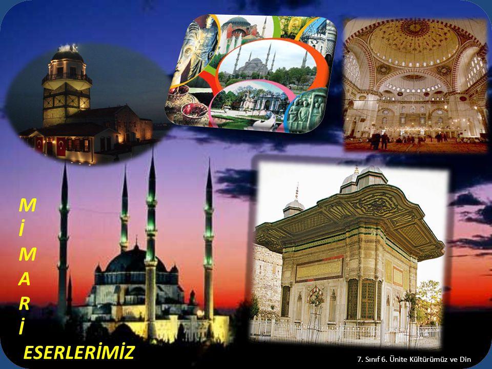 7. Sınıf 6. Ünite Kültürümüz ve Din