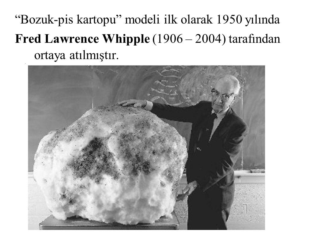 Bozuk-pis kartopu modeli ilk olarak 1950 yılında