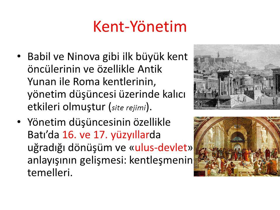 Kent-Yönetim