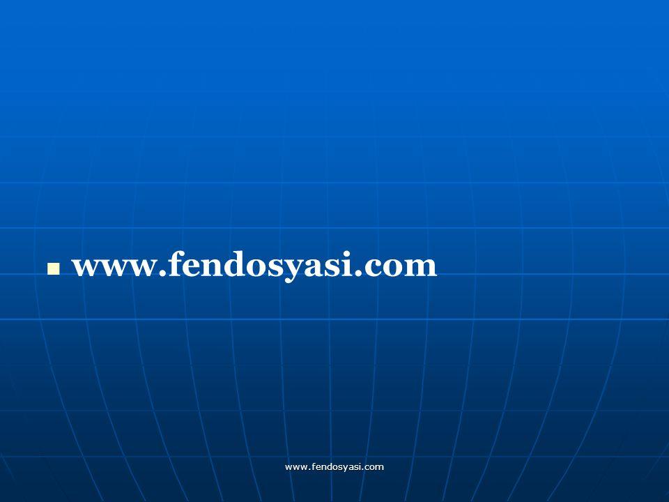 www.fendosyasi.com www.fendosyasi.com