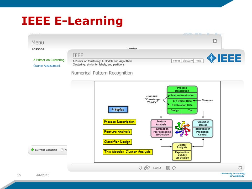 IEEE E-Learning 4/10/2017