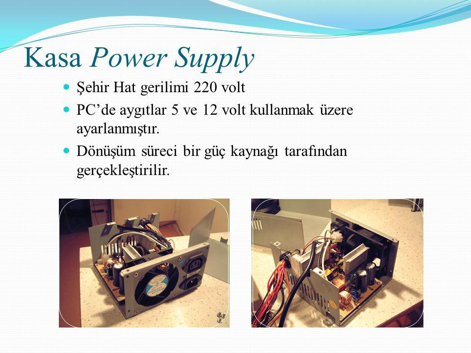 Kasa Power Supply Şehir Hat gerilimi 220 volt