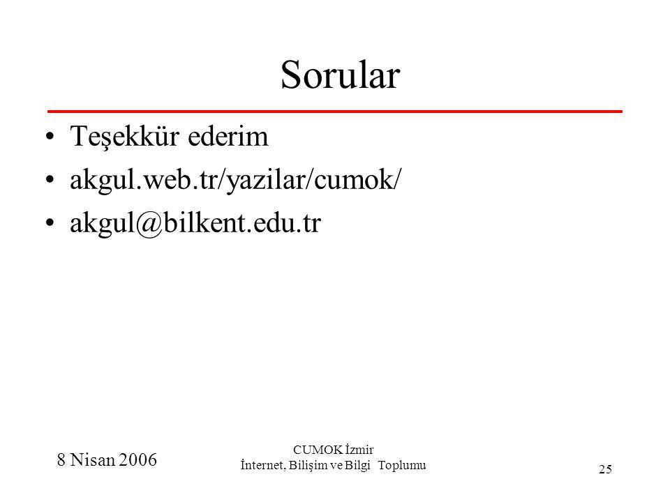 İnternet, Bilişim ve Bilgi Toplumu