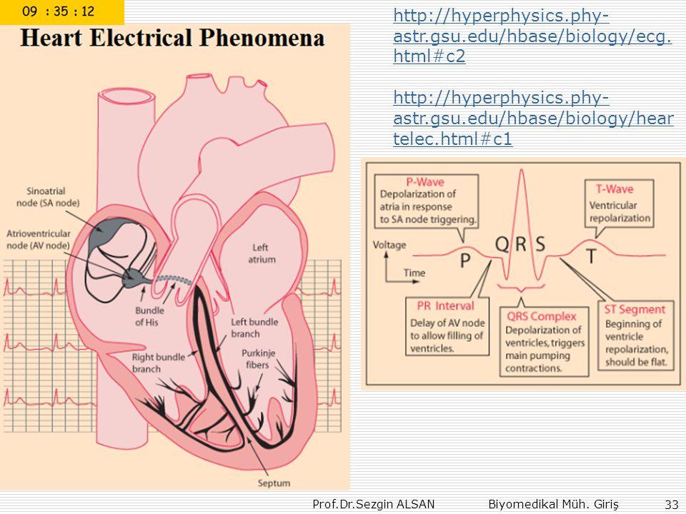 http://hyperphysics.phy-astr.gsu.edu/hbase/biology/ecg.html#c2 http://hyperphysics.phy-astr.gsu.edu/hbase/biology/heartelec.html#c1.