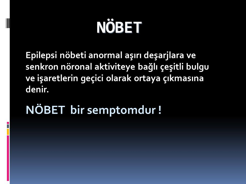 NÖBET