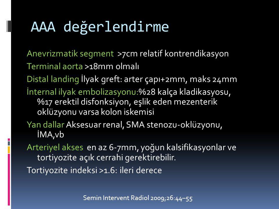 AAA değerlendirme