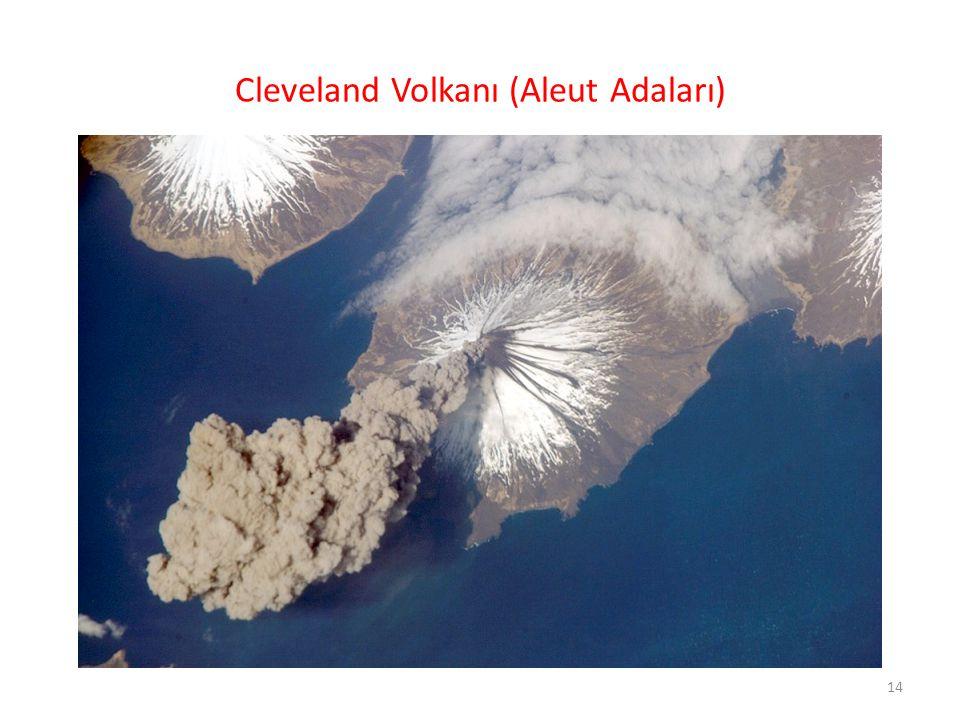 Cleveland Volkanı (Aleut Adaları)