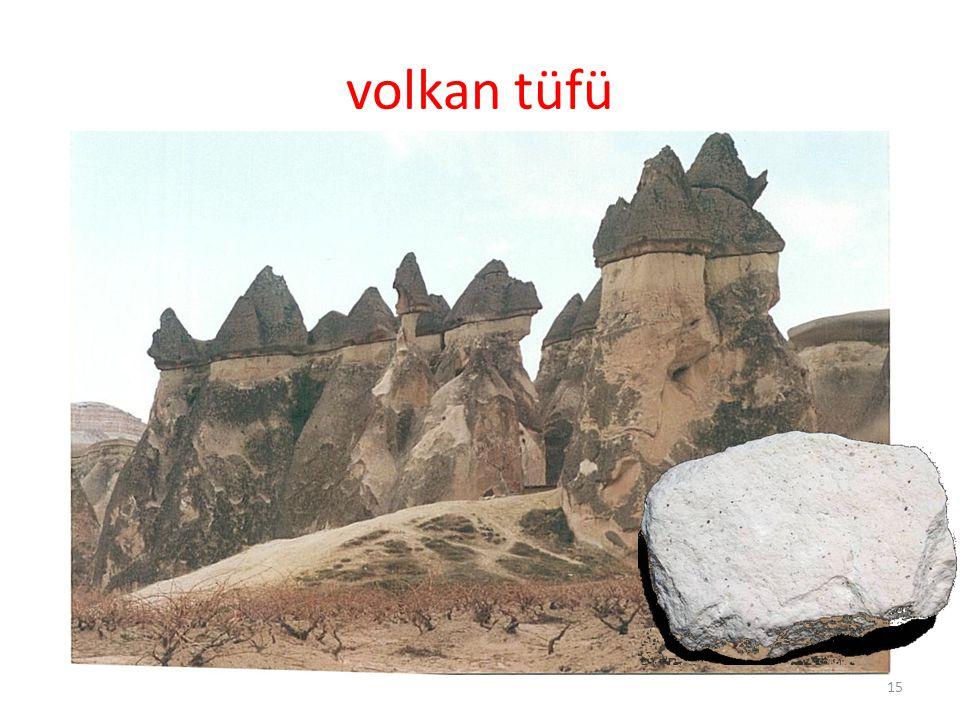 volkan tüfü