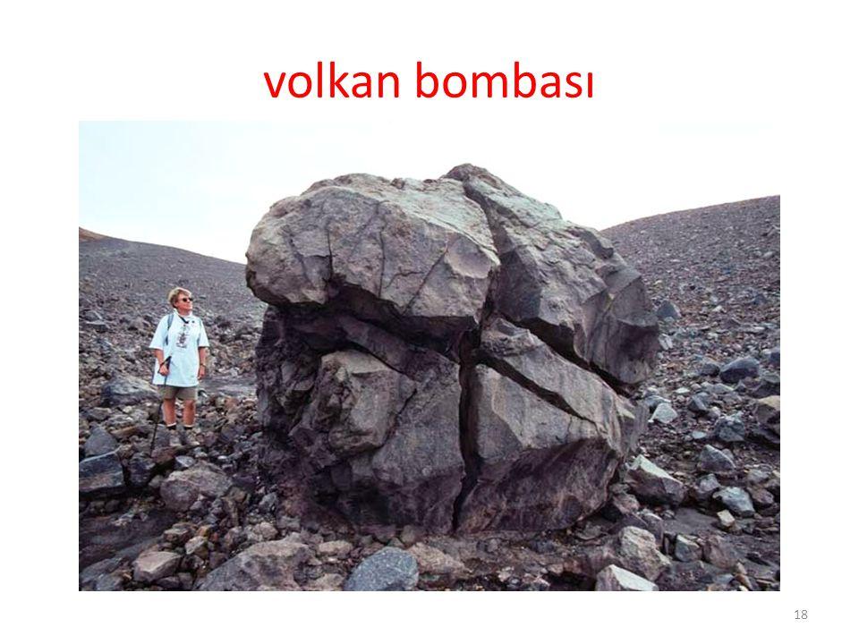 volkan bombası