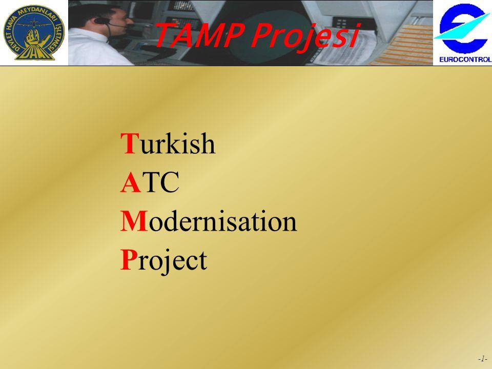 Turkish ATC Modernisation Project