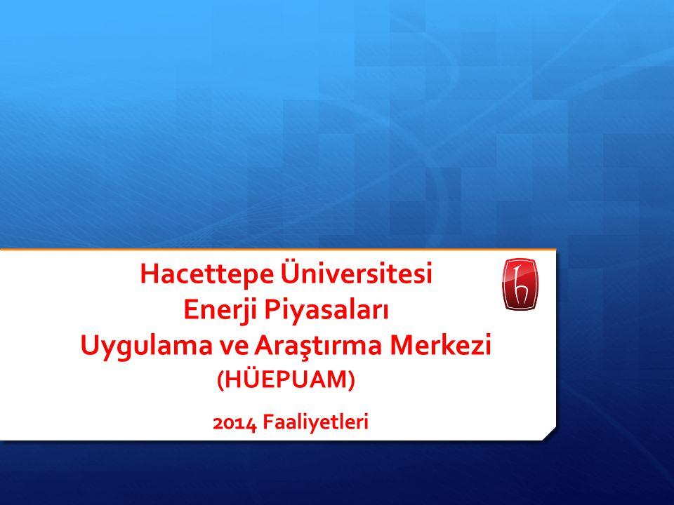 Hacettepe Üniversitesi Enerji Piyasaları Uygulama ve Araştırma Merkezi (HÜEPUAM)