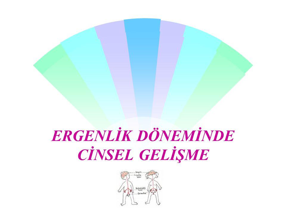 ERGENLİK DÖNEMİNDE CİNSEL GELİŞME