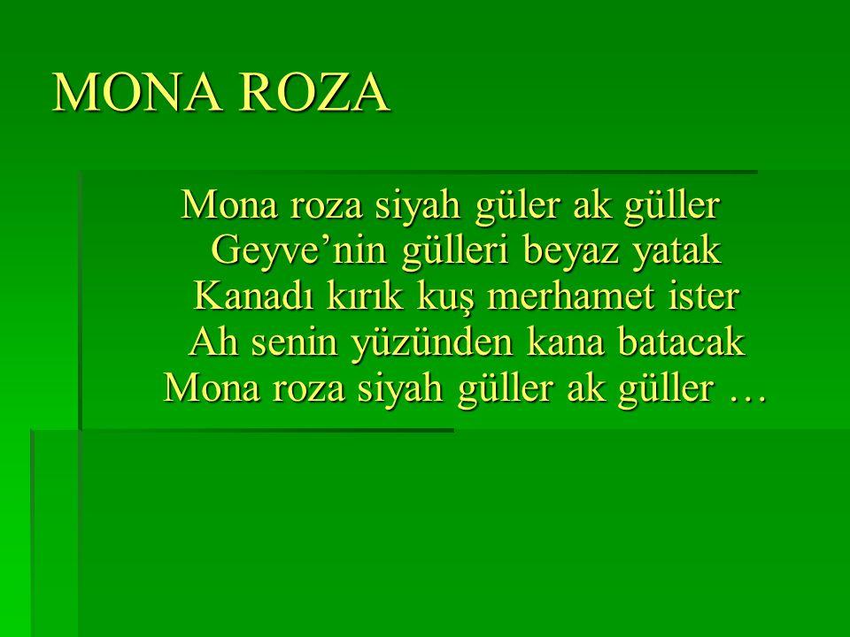 MONA ROZA