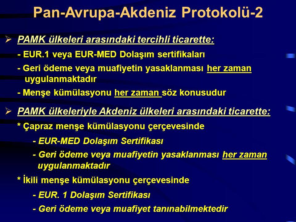 Pan-Avrupa-Akdeniz Protokolü-2