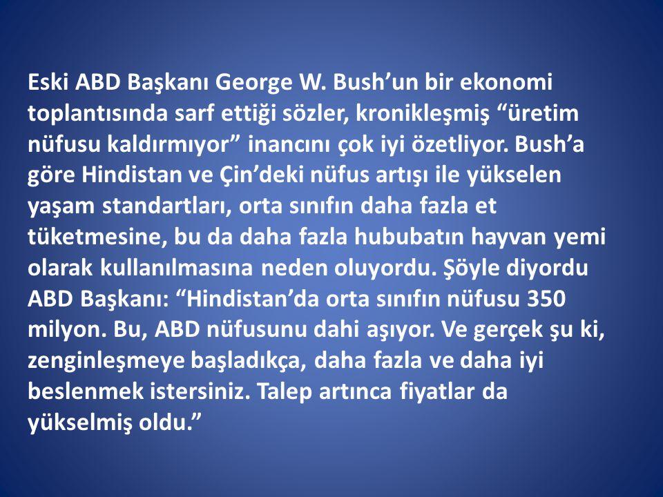 Eski ABD Başkanı George W