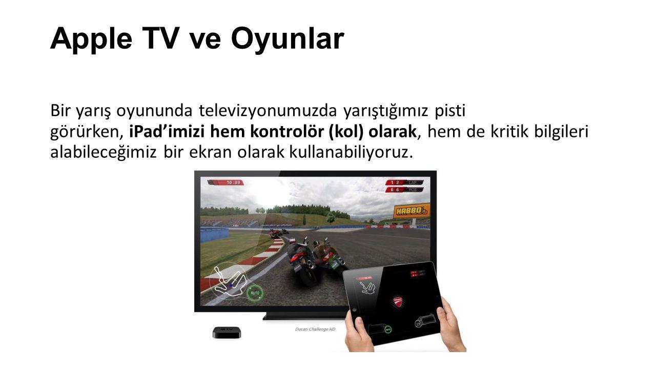 Apple TV ve Oyunlar