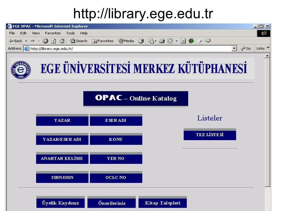 http://library.ege.edu.tr