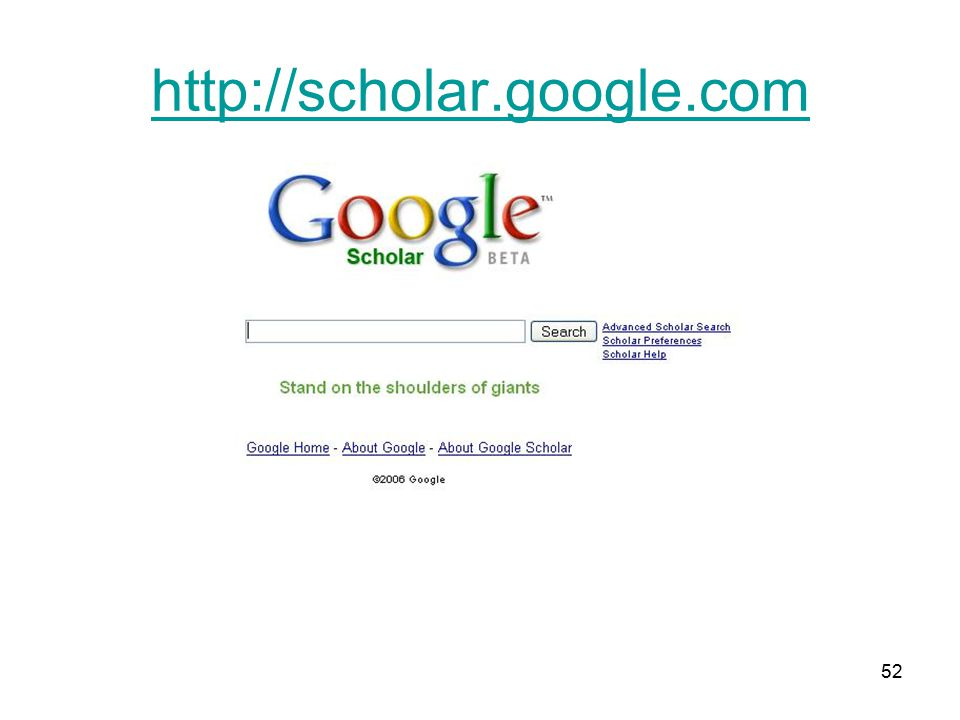 http://scholar.google.com