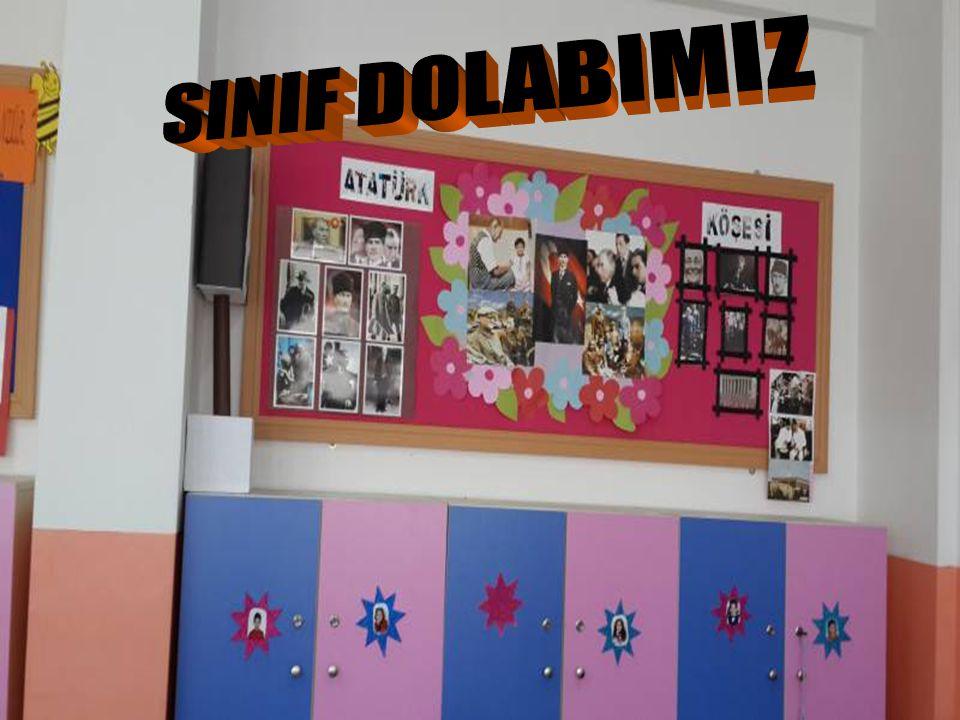 SINIF DOLABIMIZ