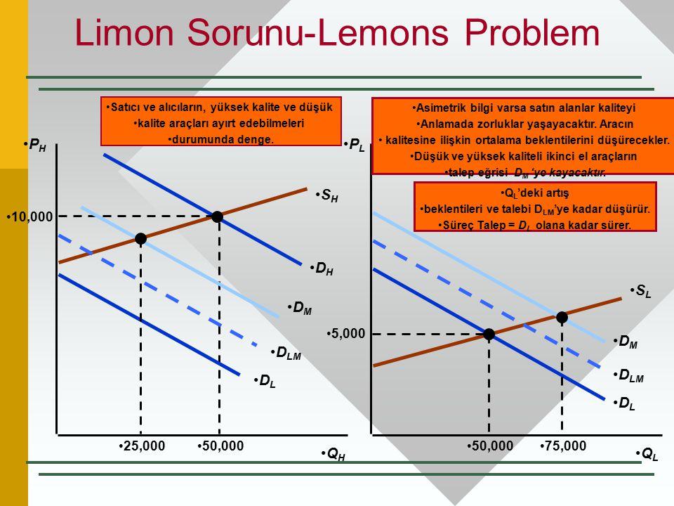 Limon Sorunu-Lemons Problem