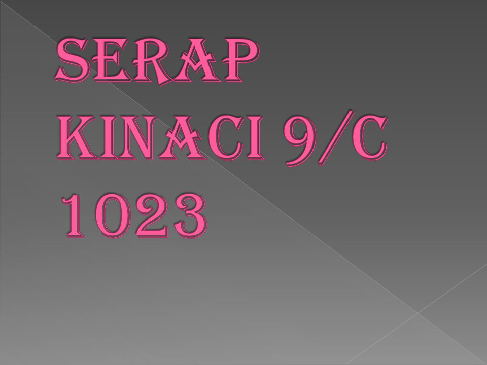 SERAP KINACI 9/C 1023
